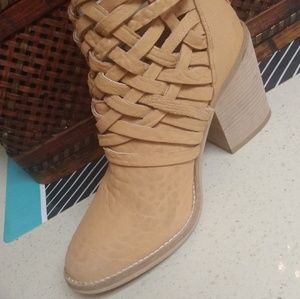 Free People Shoes - Free People Carrera Ankle Boots.